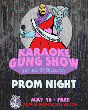 Karaoke Gung Show: Prom Night