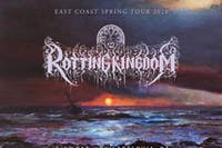 Rotting Kingdom, Drownyard, Carcosa, Cranial Damage