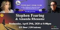 Stephen Fearing with Amanda Rheaume