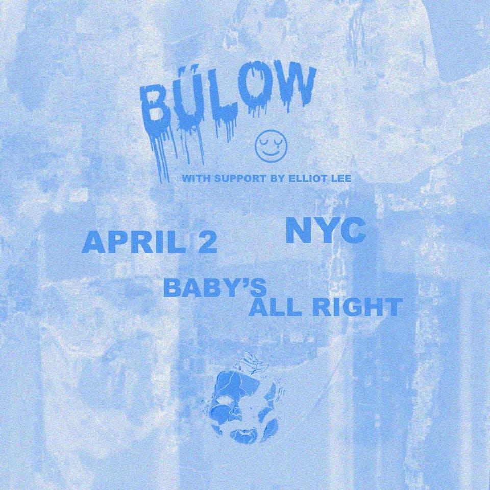 bülow with Elliot Lee
