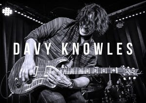 POSTPONED - Davy Knowles