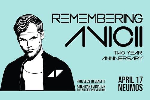 Remembering Avicii - 2 Year Anniversary
