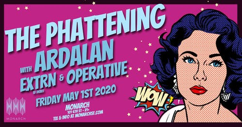 The Phattening with Ardalan / Extrn / Operative