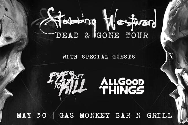 Stabbing Westward - Dead & Gone Tour
