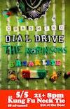 Crashing / Dial Drive / The Robinsons / Breaklite