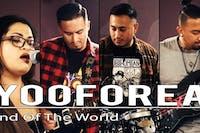 Yooforea at The Funhouse