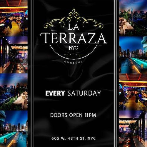 La Terraza Rooftop Saturdays