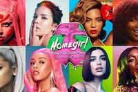HOMEGIRL ~ The Pop-Divas Night {Dua vs. Doja editon}