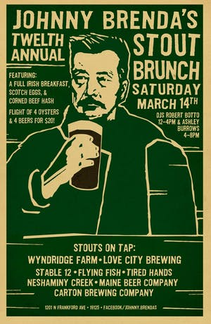 12th Annual Stout Brunch