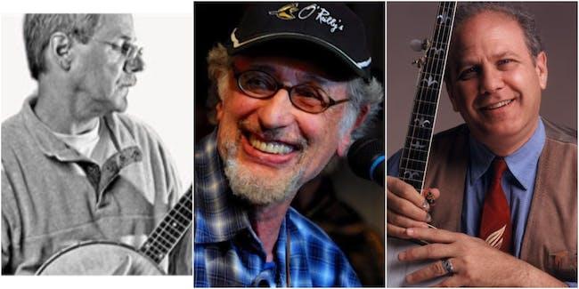 Banjo Masters: Jeff Jaros, Dick Weissman and Pete Wernick