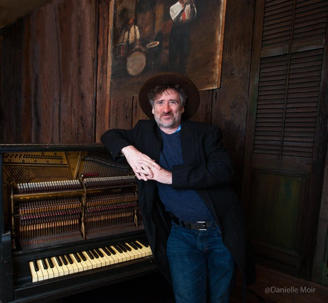 Jon Cleary (solo piano)