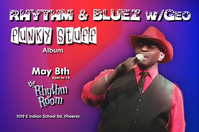 RHYTHM & BLUEZ WITH GEO With LUCIUS PARR