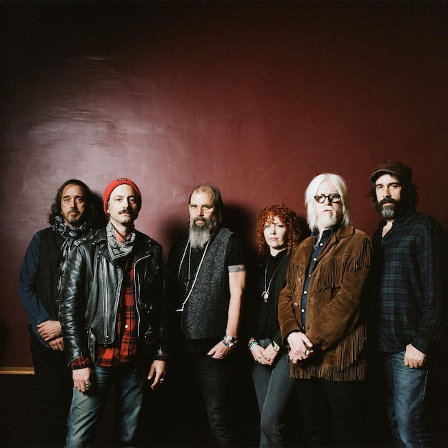 Steve Earle & The Dukes - Postponed