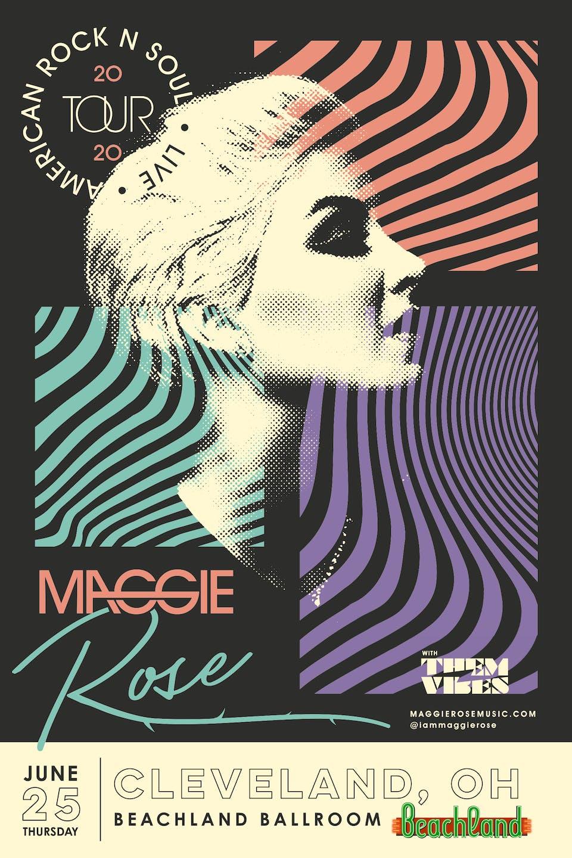 Maggie Rose • Them Vibes