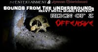 Sounds From The Underground Metal Fest 3