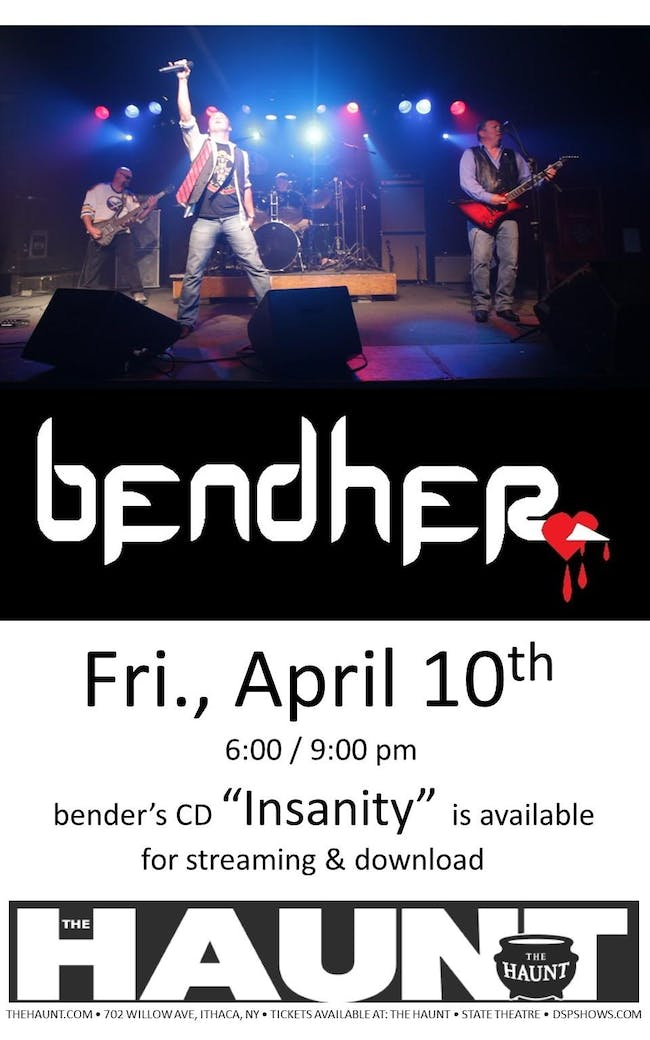 Bendher - CANCELED