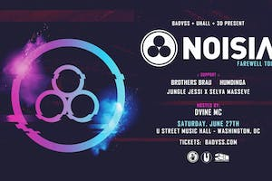 Noisia (POSTPONED)