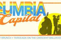 CUMBIA CAPITAL - BRUNCH & BANDS + TARDEADA
