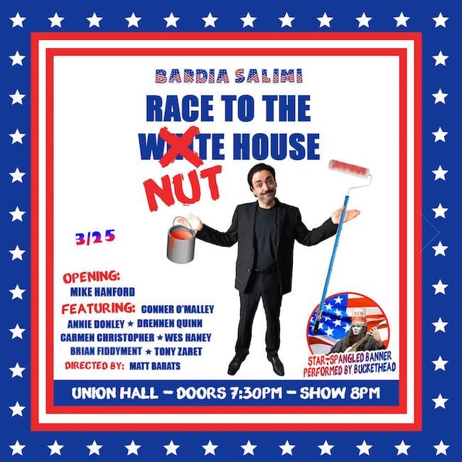 Bardia Salimi: Race To The Nut House