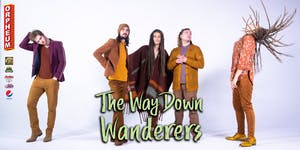 *** CANCELED *** The Way Down Wanderers