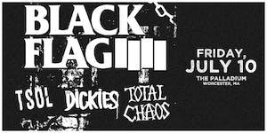 PUNK FEST feat. BLACK FLAG