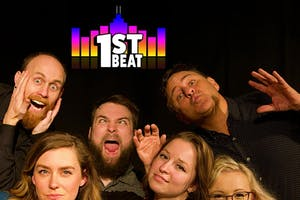 First Beat ft. Anarchy! The Improvised Rock Opera