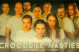 Tuesdays in the Swamp w/ Crocodile Nasties, The Harold Team