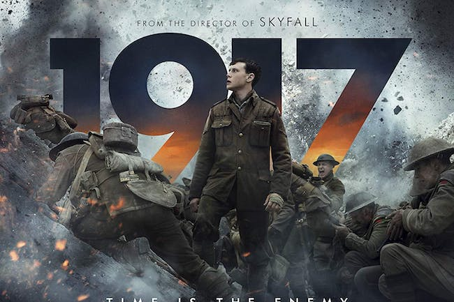 1917 (2019): Veterans Day Film Screening - Matinee