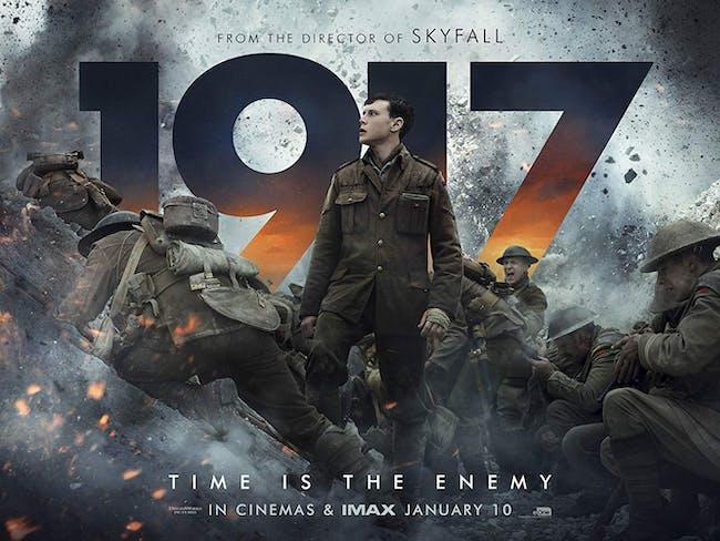 1917 (2019): Veterans Day Film Screening - Matinee