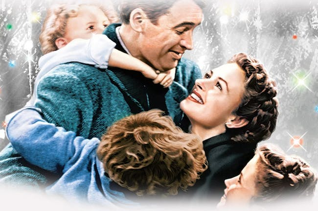 It's a Wonderful Life Film Screening - Evening