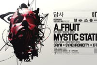 Recon DNB presents A.Fruit & Mystic State