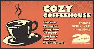 Cozy Coffeehouse