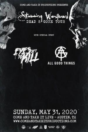 STABBING WESTWARD: Dead & Gone Tour