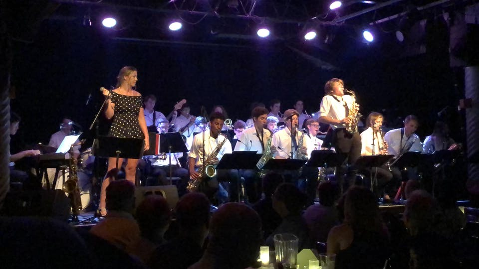 CANCELLED | McLean High School and Longfellow Middle School Big Band Jam