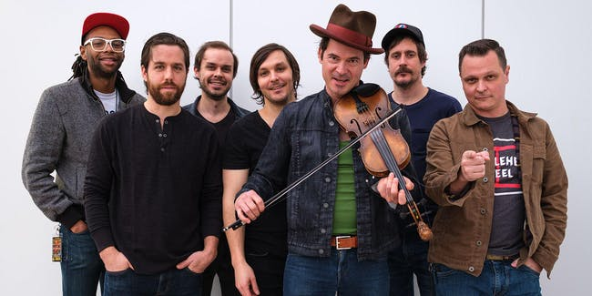 Old Crow Medicine Show: Raise a Ruckus 2020 Tour