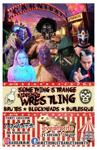 Something Strange Sideshow Wrestling
