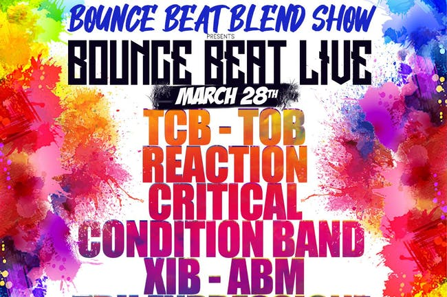 Bounce Beat Live