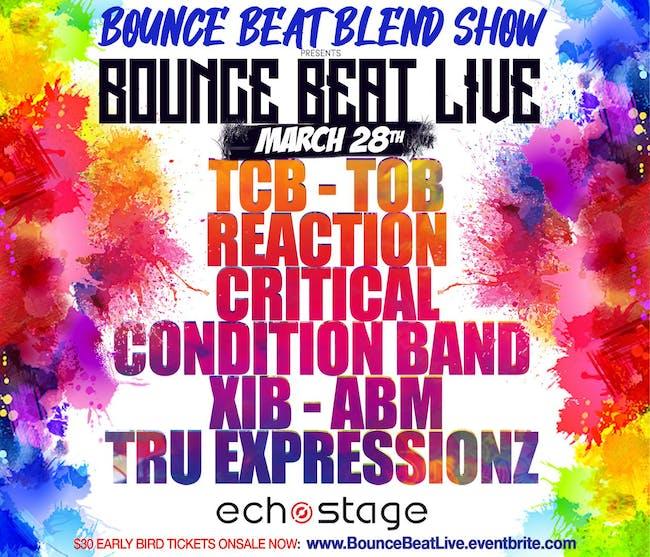 Bounce Beat Live