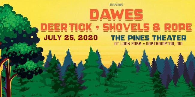 Dawes | Deer Tick | Shovels & Rope