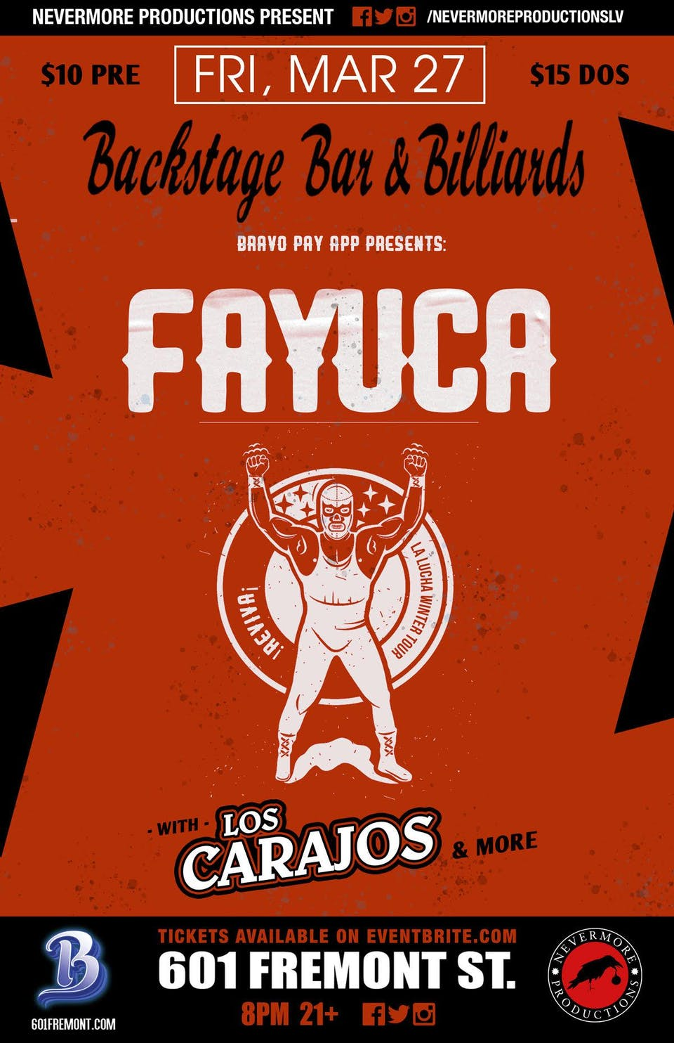 Fayuca, Reviva! and more