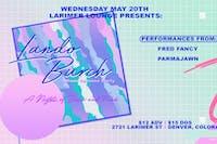 Lando Burch Album Release Party
