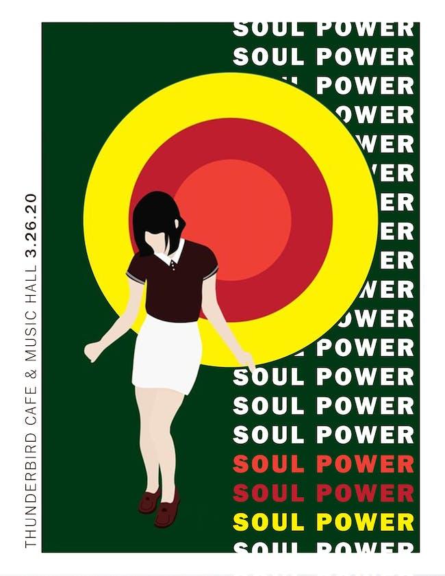 Soul Power ft. DJ Tony Cackal & Special Guest