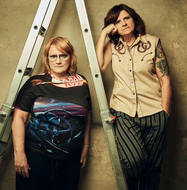 INDIGO GIRLS - LOOK LONG TOUR WITH BAND at CHAUTAUQUA AUDITORIUM