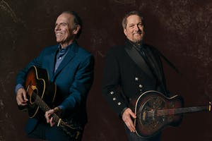 JOHN HIATT and THE JERRY DOUGLAS BAND  at CHAUTAUQUA AUDITORIUM