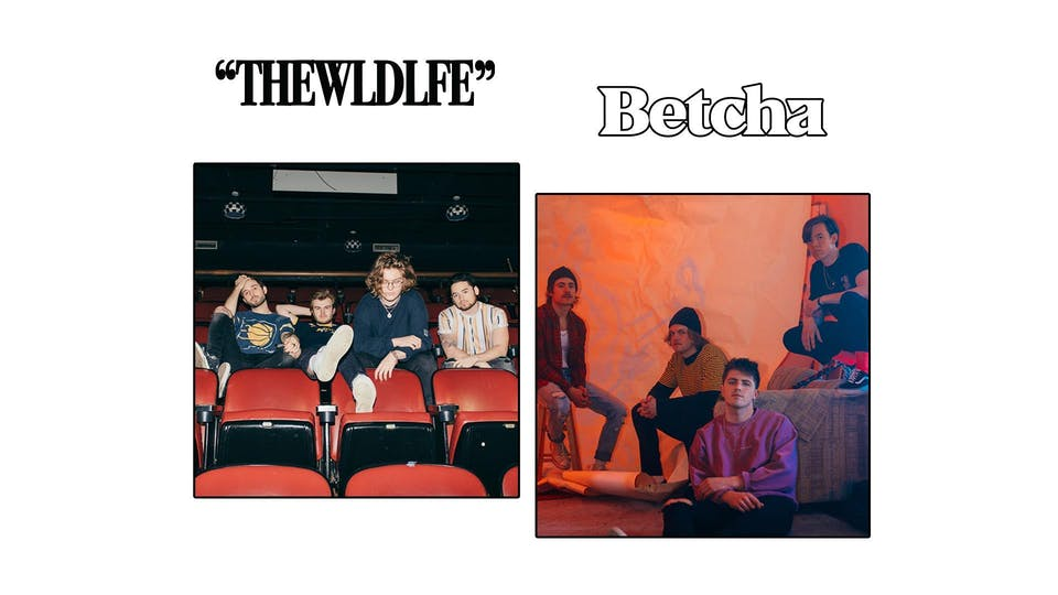 THEWLDLFE & BETCHA at Pub Rock Live
