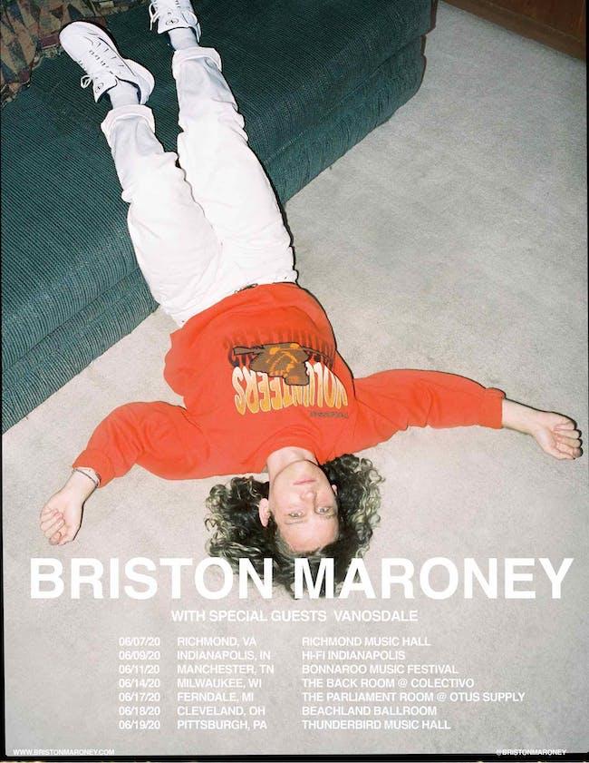 Briston Maroney wsg: Vanosdale