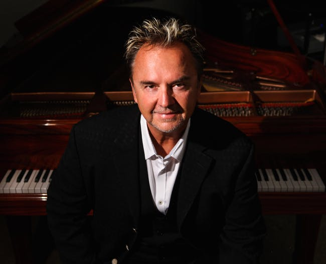 PETER KATER, GRAMMY PIANIST IN CONCERT at CHAUTAUQUA AUDITORIUM - CANCELED*