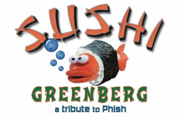 Sushi Greenberg - A Tribute to Phish at the Ridglea Lounge