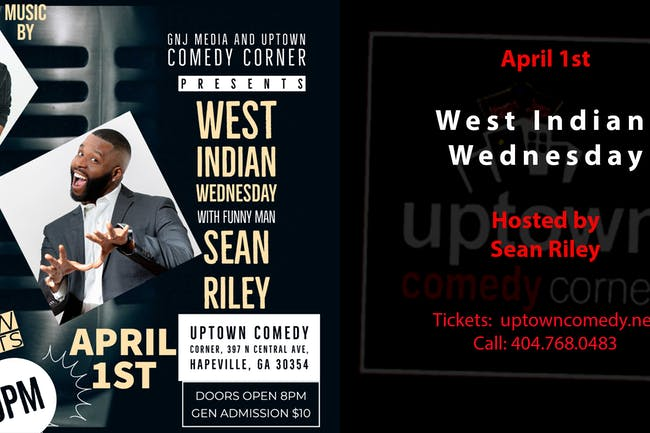 West Indian Wednesday Comedy Show