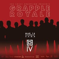 THIRD COAST GRAPPLING PRESENTS: GRAPPLE ROYALE